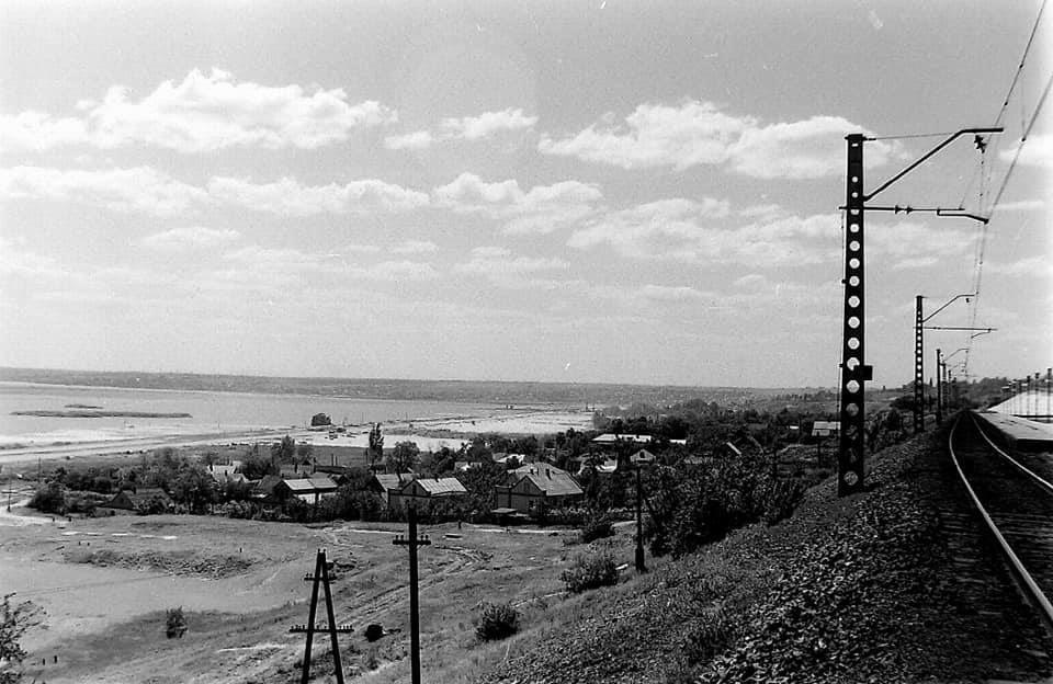 Как выглядели города Днепропетровской области в прошлом веке
